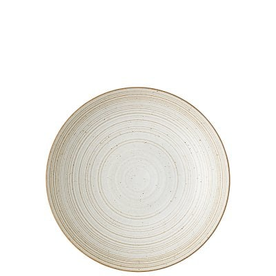 Plate deep 23 cm Thomas Nature sand