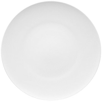 Service plate 33 cm Loft by Rosenthal White