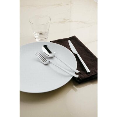 Cutlery set 24 pcs s.h. Rock Stainless steel 18/10