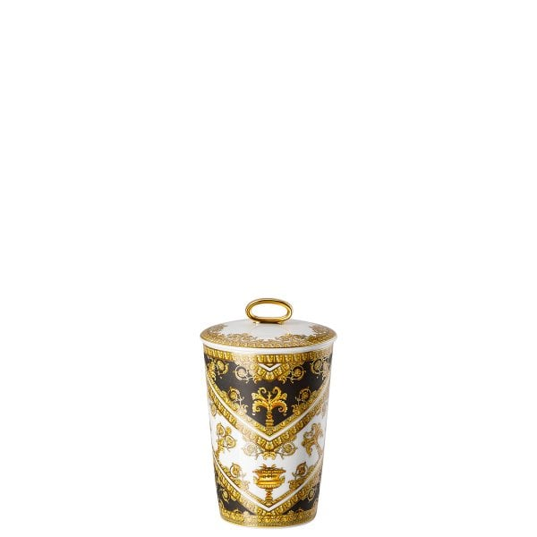 Table light 2 pcs. with scented wax Versace I Love Baroque