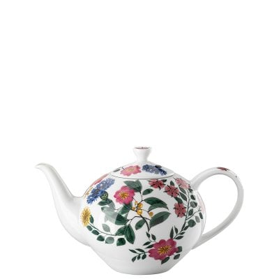 Tea Pot 6 p. Magic Garden Blossom