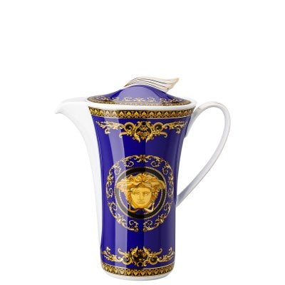 Coffee-pot 3 Ikarus Medusa blue