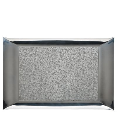 Tray 43 x 28 cm Maria Stainless steel