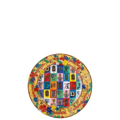 Plate 18 cm Versace Holiday Alphabet