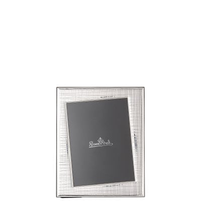 Picture frame 15 x 20 cm Silver Collection Groove