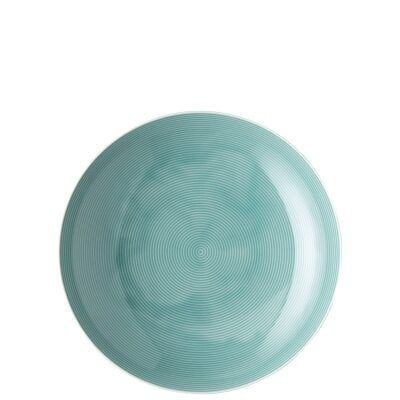 Plate 24 cm deep Loft by Rosenthal Colour - Ice Blue