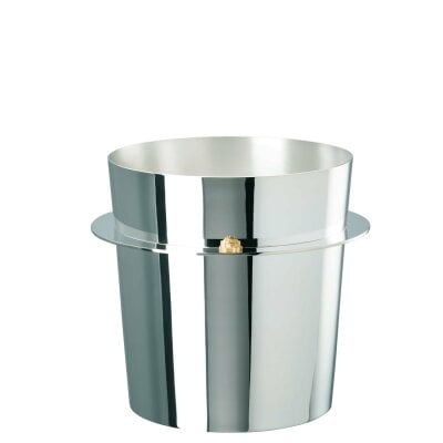 Champagne bucket 20 cm Versace Bar -Stainless Steel