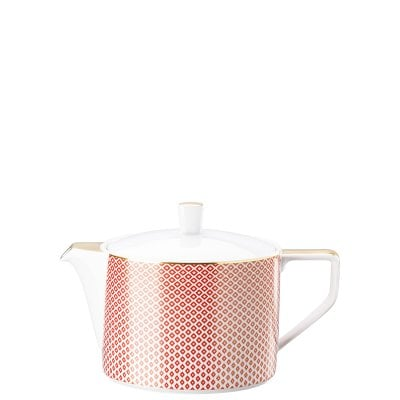 Teapot 3 Francis Carreau Rouge