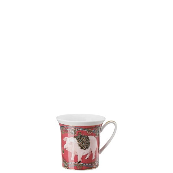 Mug with handle Zodiac 2019 Year of the pig
