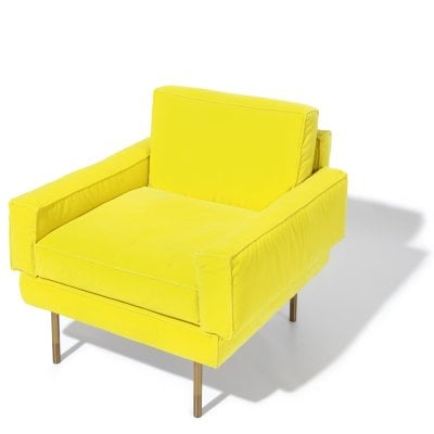 Sessel MODULAR Neon Yellow Stoff