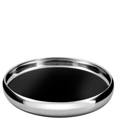 Tray 40 cm Sphera Stainless steel polished
