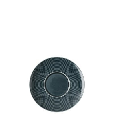Saucer 4 tall Loft by Rosenthal Colour - Night Blue