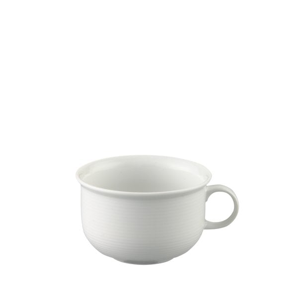 Tea Cup Trend White