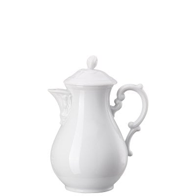 Coffee-pot 3 Maria Theresia White