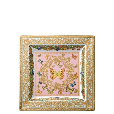 Dish 22 cm Decoration series Le jardin de Versace