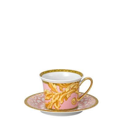 Breakfast cup & saucer Versace Les reves Byzantins