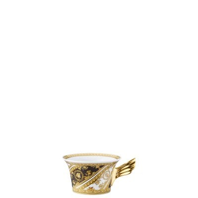 Tea cup & saucer / 25 years Versace I Love Baroque