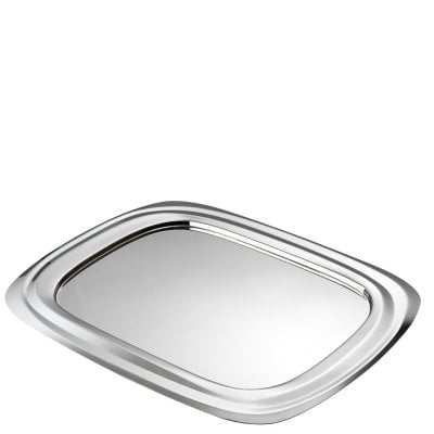 Rectangular tray cm 52x42 Nendoo Stainless steel