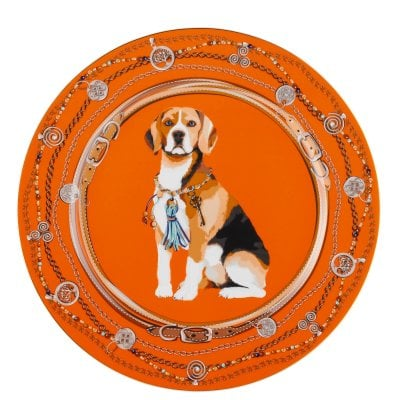 Platzteller 30 cm Zodiac 2018 Year of the dog