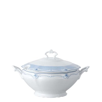 Soup tureen 2 Baronesse Estelle