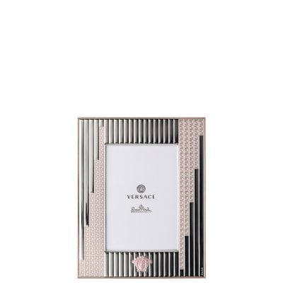Picture frame 9 x 13 cm Versace Frames VHFYP - Silver pink