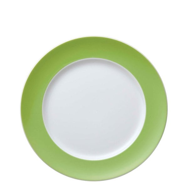 Plate 27 cm Sunny Day Apple Green