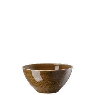 Bowl 18 cm Mesh Colours Walnut