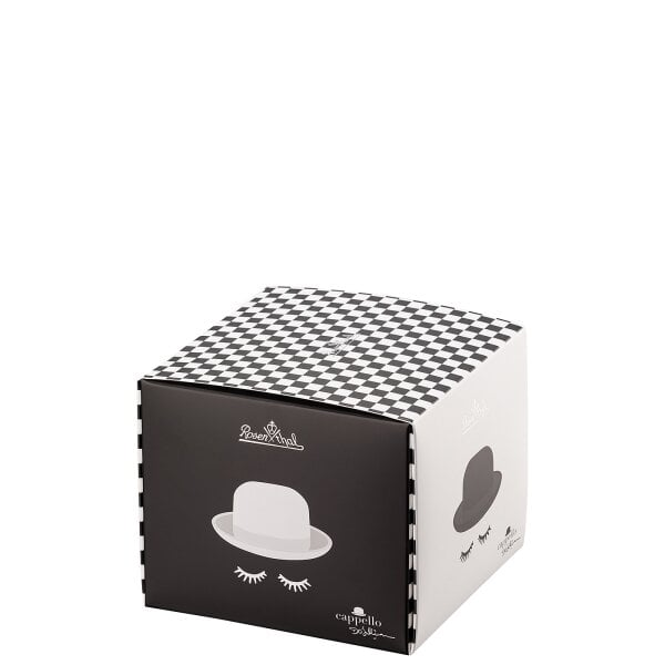 Cup & saucer Cappello White