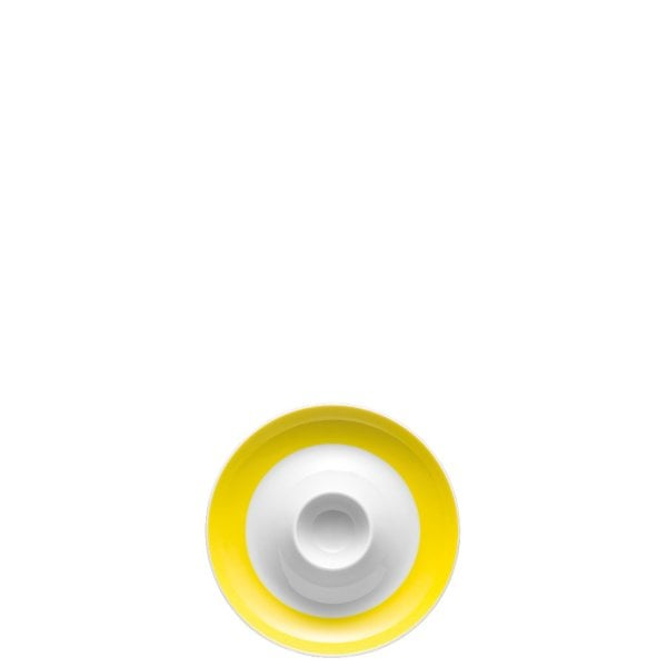 Egg cup with deposit Sunny Day Neon Yellow
