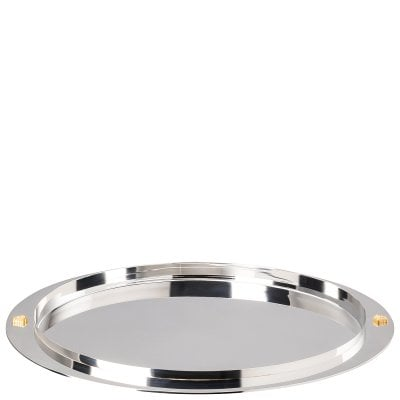 Tray round 38 cm Versace Bar Accessoires