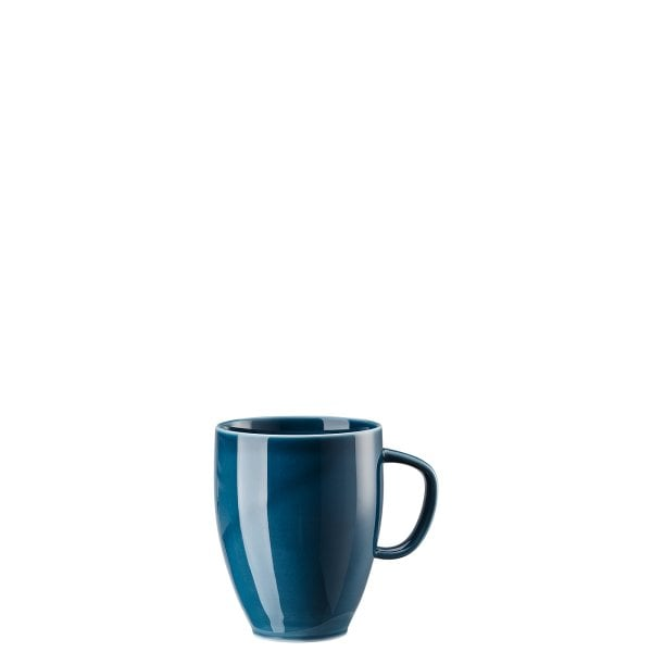 Mug with handle Junto Ocean Blue