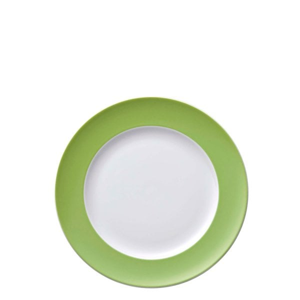 Plate 22 cm Sunny Day Apple Green