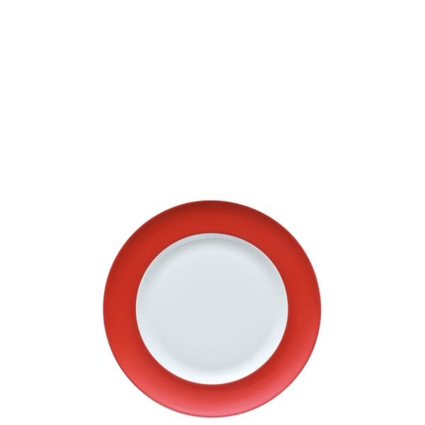 Plate 18 cm Sunny Day New Red