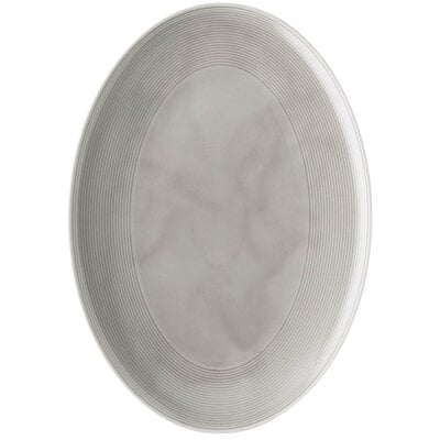 Platter 34 cm Loft by Rosenthal Colour - Moon Grey