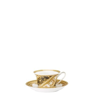 Cup/Saucer 4 low Versace I Love Baroque
