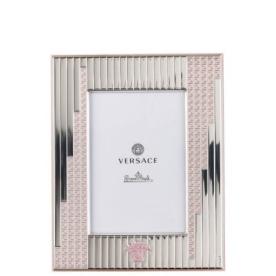 Picture frame 13 x 18 cm Versace Frames VHFYP - Silver pink