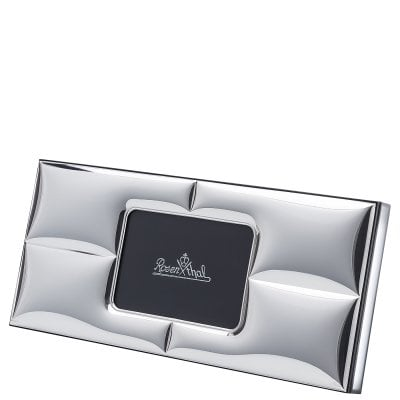 Lamp/photoframe 13 x 9 cm Silver Collection Charge - Panorama