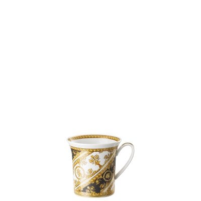 Mug with handle Versace I Love Baroque
