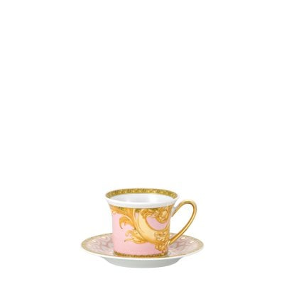 Espresso cup & saucer Versace Les reves Byzantins