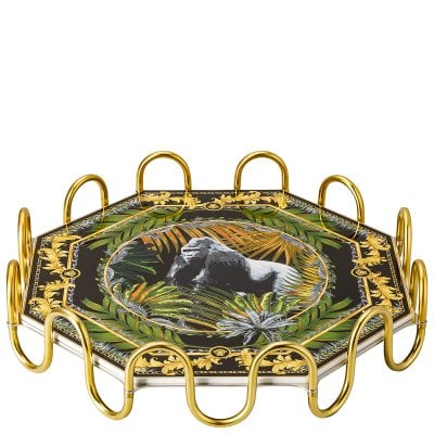 Tray 37 x 37 cm 2 pcs. Le Règne Animal Bob