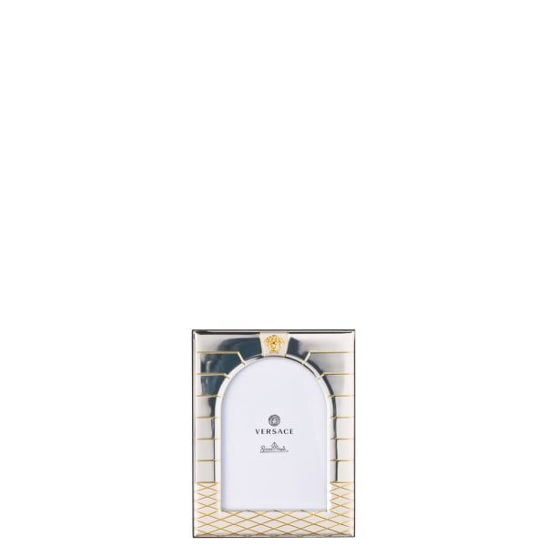 Picture frame 9 x 13 cm Versace Frames VHF5 - Silver
