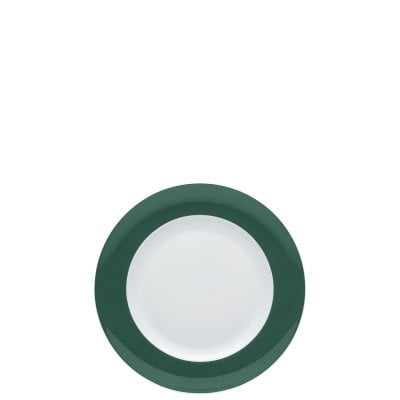 Assiette plate 18 cm Sunny Day Herbal Green