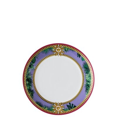 Assiette plate 21 cm Versace Jungle Animalier