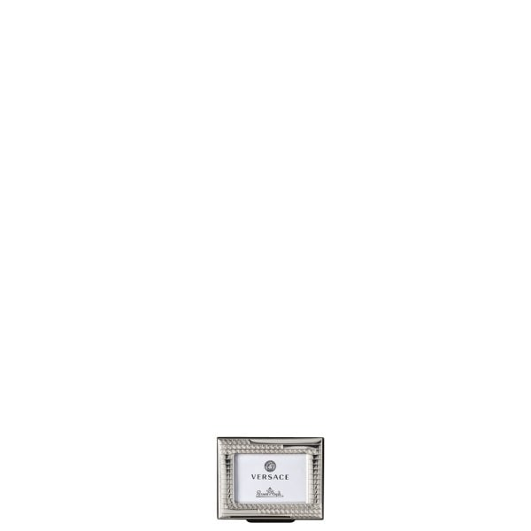 Picture frame 4 x 6 cm Versace Frames VHF2 - Silver
