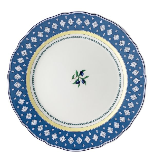 Service rim plate 31 cm Maria Theresia Medley - Vicenza
