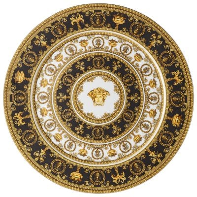 Service Plate 33 cm Versace I Love Baroque