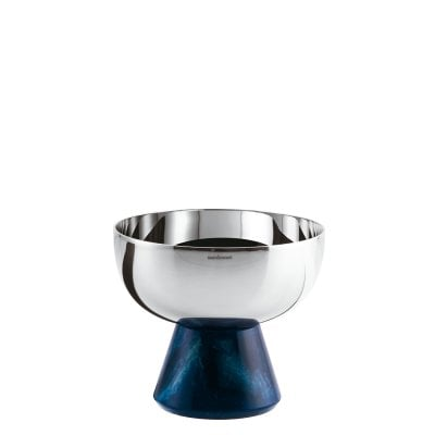 Cup with foot 11 cm Madame Stainless steel 18/10