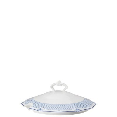 Covered vegetable bowl lid Baronesse Estelle