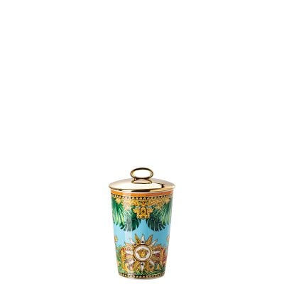 Table light 2 pcs. with scented wax Versace Jungle Animalier