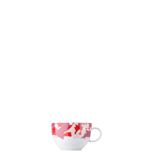 Tee-Obertasse Sunny Day Camo Red